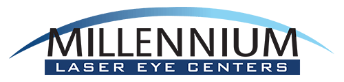 Millennium Laser Eye Centers Logo